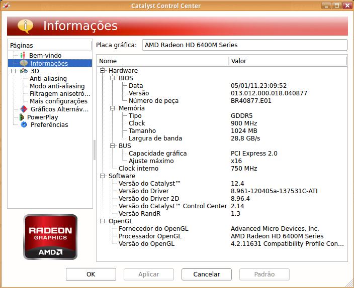 AMD RADEON 6400M SERIES DRIVER PC