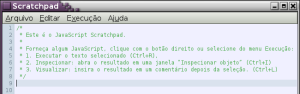 Firefox Scratchpad